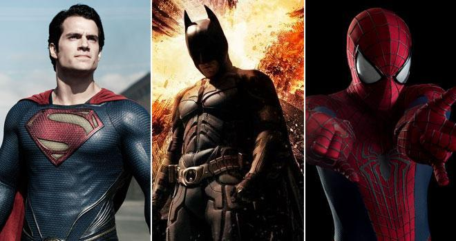 Which movie series do you like more: Spider-Man, Batman or Superman?