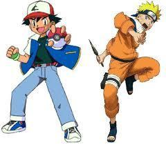 Pokemon or Naruto?