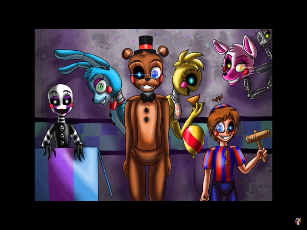 Boy or Girl fnaf?