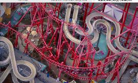 Rollercoasters or Waterslides?
