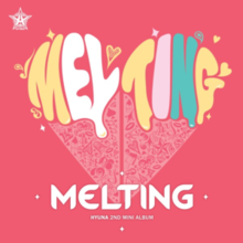 Favourite song on Melting?