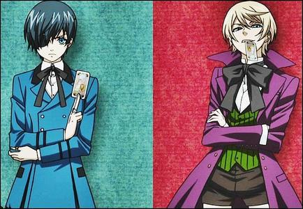 Ciel Or Alois - {Black Butler}