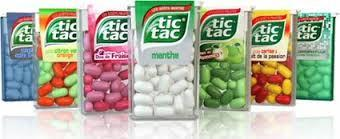 what type of tic tacs do you like best?