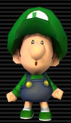 toad or baby luigi