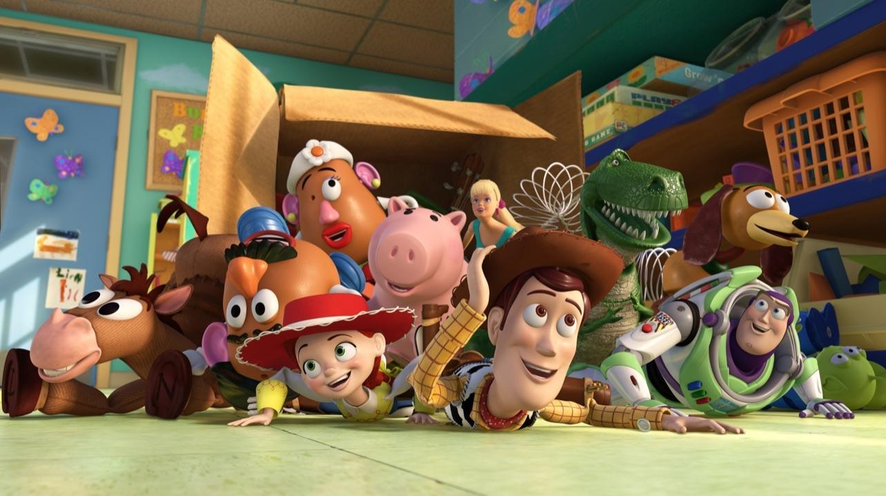 Did you enjoy the movie Toy Story 3?
