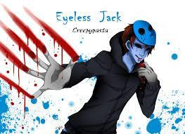 Eyeless Jack: Will you eat kidneys with me?
