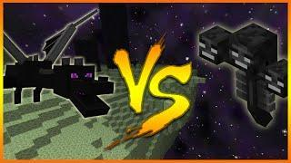 Wither VS Enderdragon
