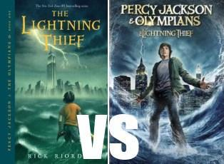 Percy Jackson movie or book?