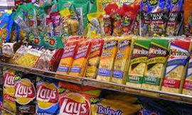 Which snack would be good for a party?