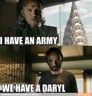 The Walking Dead: Daryl VS Rick