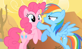 Pinkie Pie or Rainbow Dash?