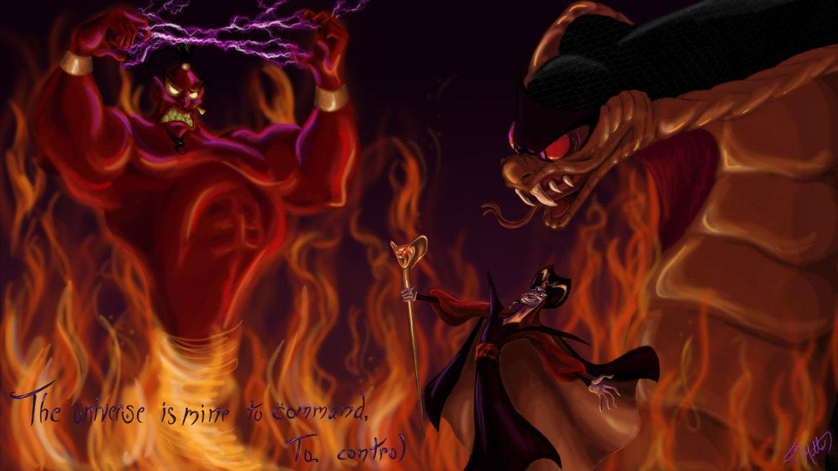 Which Jafar Picture?