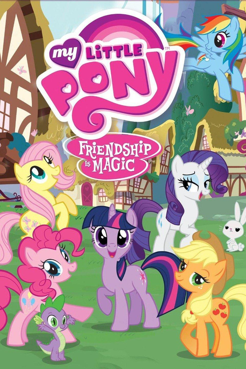 Best of the MLP ponies?