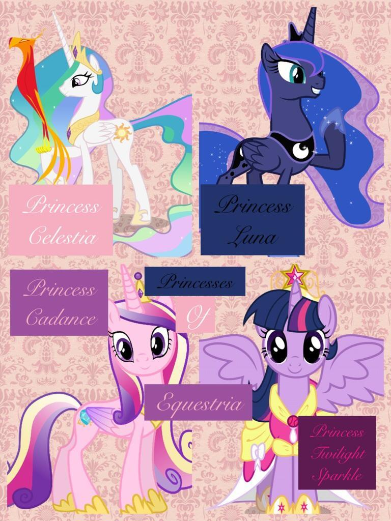 Celestia, Luna, or Cadance?