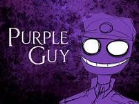 Who is purple guy?