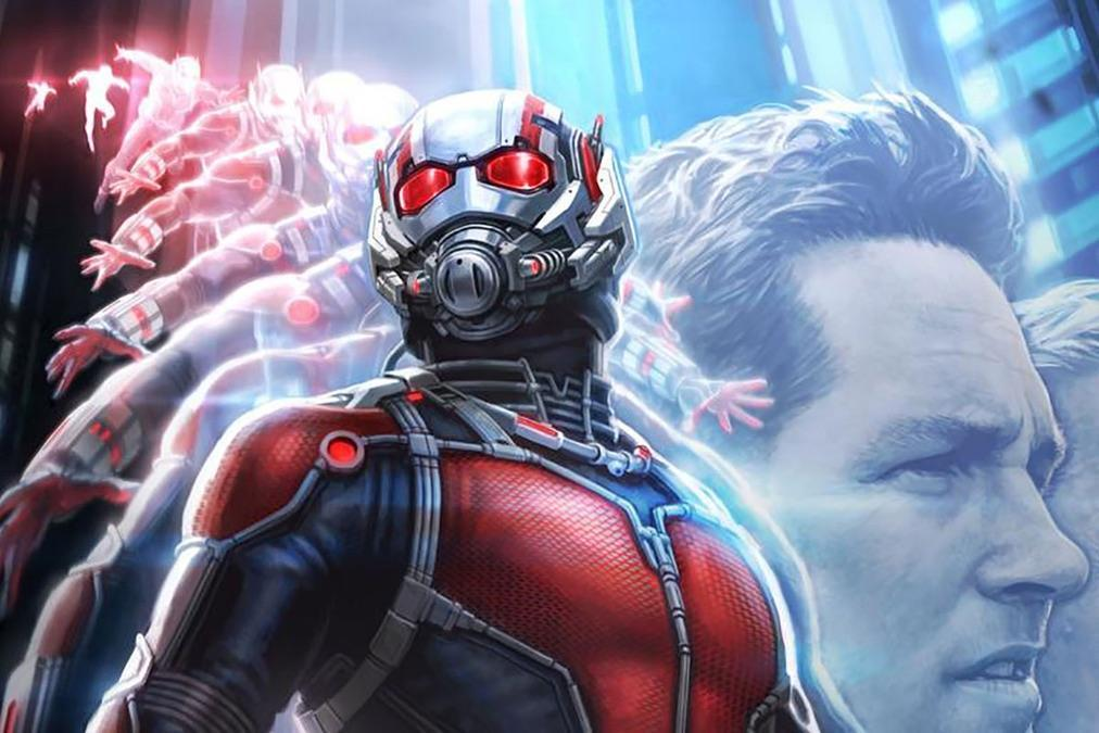 Did you enjoy the movie Ant-Man?