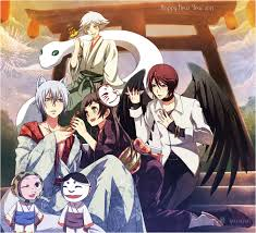 Who would you date kamisama Kiss