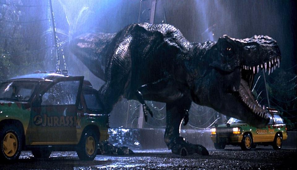 Did you enjoy the movie Jurassic Park?