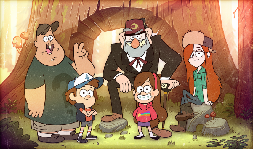 Do you think the series, Gravity Falls, is about to end? (I love GF, but I needed to make this!)