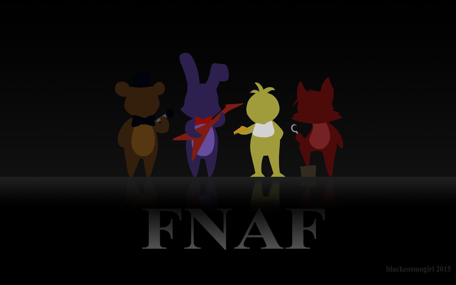 Whos Your Favorite Fnaf Character ?