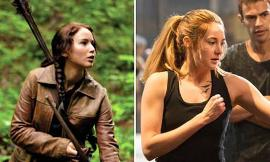 Which is better? Hunger games or divergent