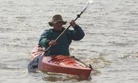 Riddle: What do you think is the reason to the dissapearence of a man who was sailing in a canoe one day?