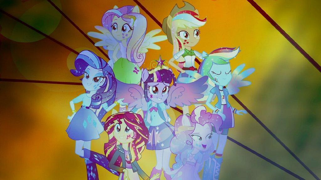 MLP: Who Looks Better Rainbowfied?