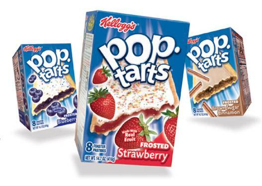 Do you like Poptarts?