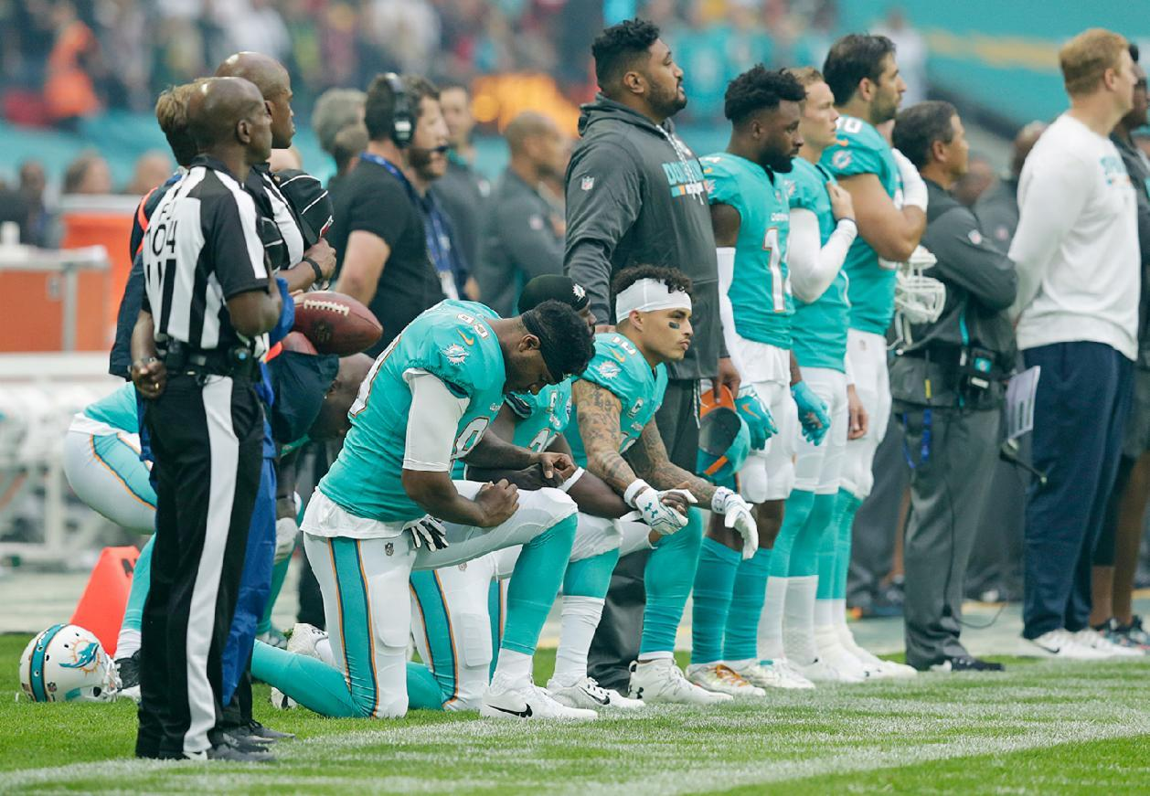 Do You Agree With Kneeling For The National Anthem?