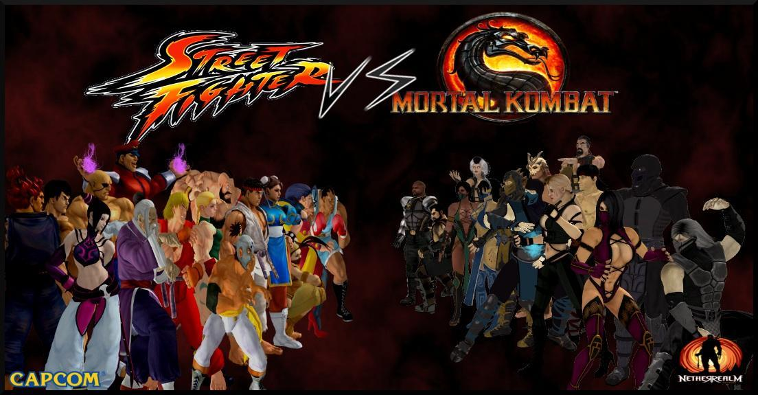 Mortal Kombat Vs Street Fight: What Do You Like More?