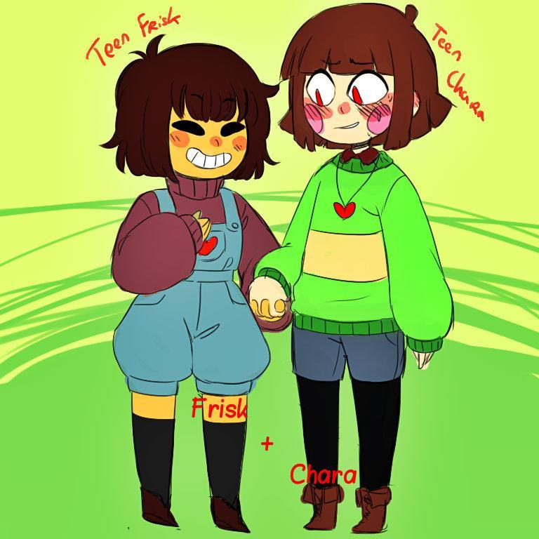 What gender do you think Frisk is?