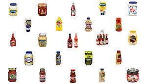 What's your favorite condiment?