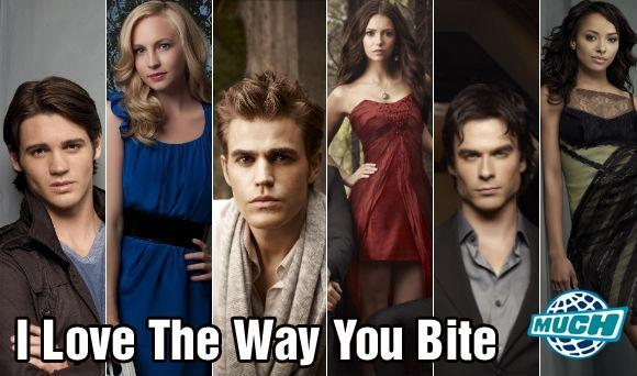 Which The Vampire Diaries character?