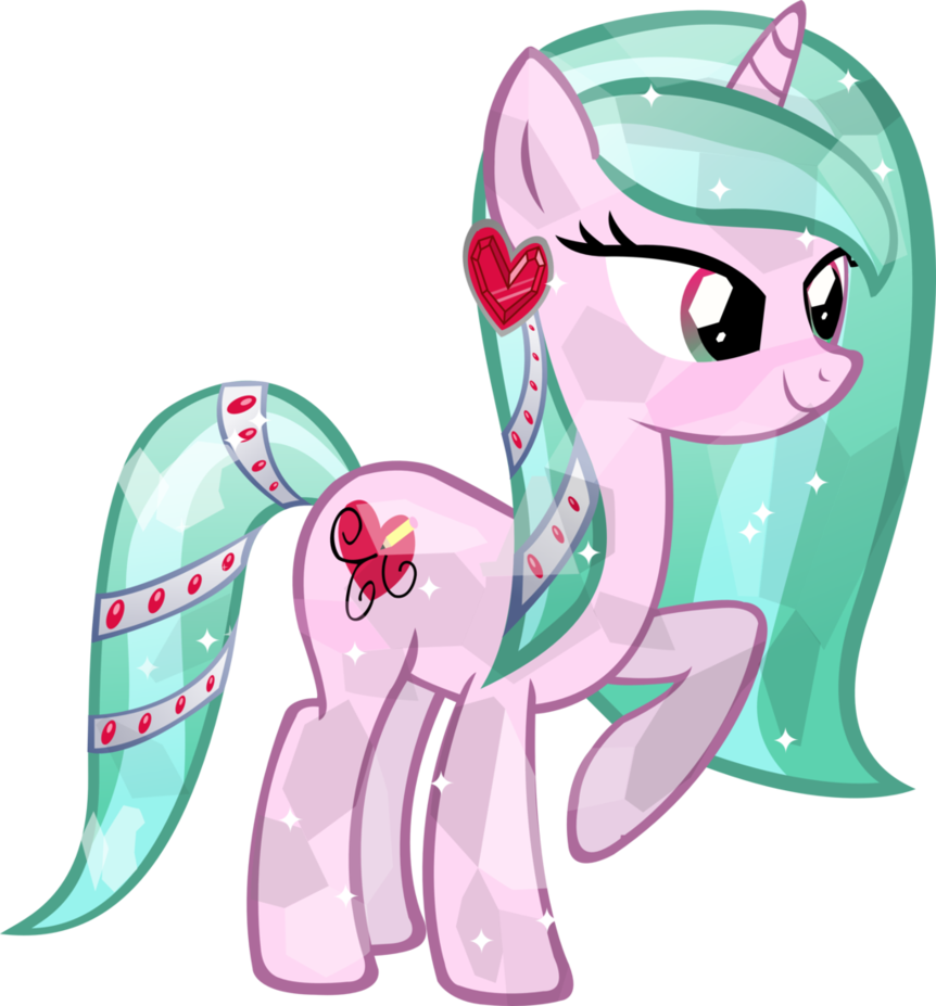 Mlp best crystal pony? (Not mane 6)