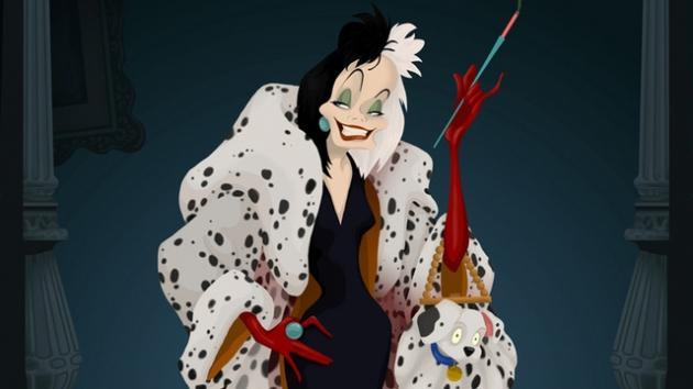 Which Cruella De Vil Picture?