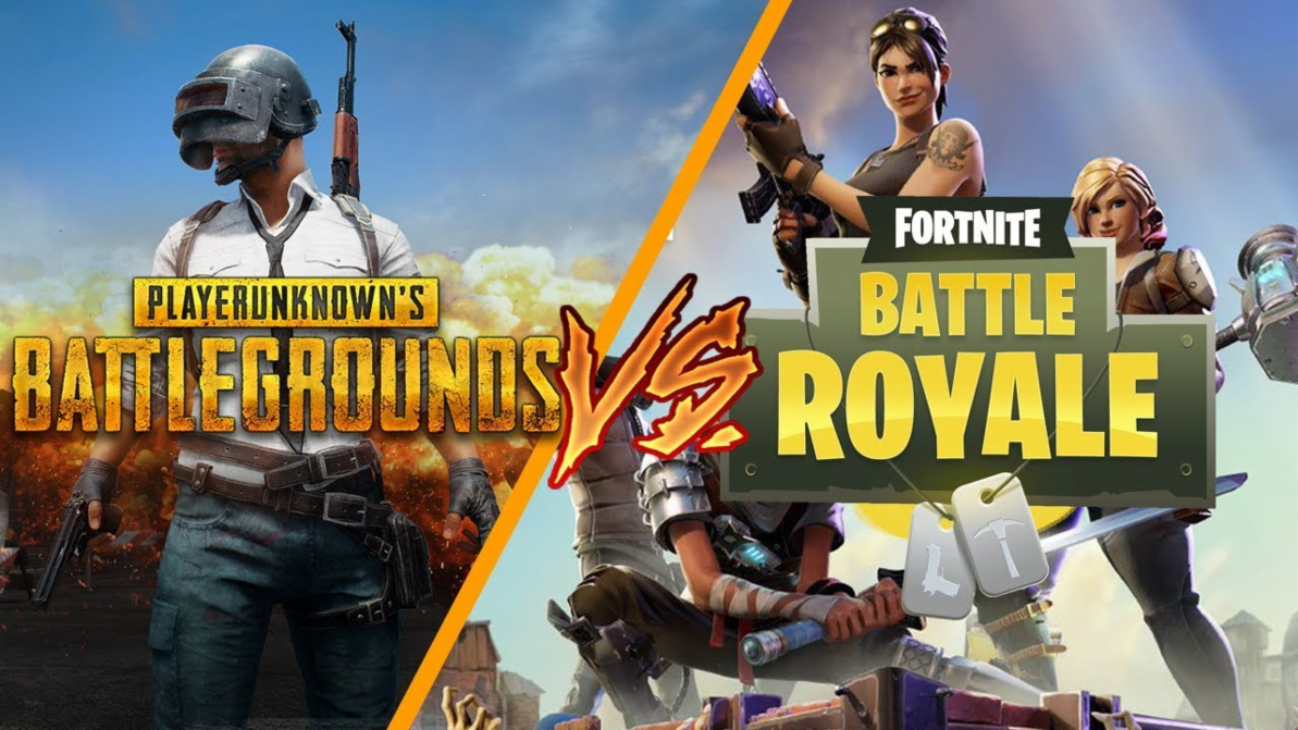Whats better? Fortnite or pubg?