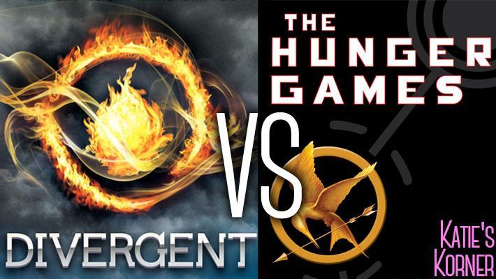Divergent or Hunger Games?