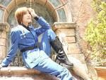 Cosplay for youtube channel. It will be on hetalia.
