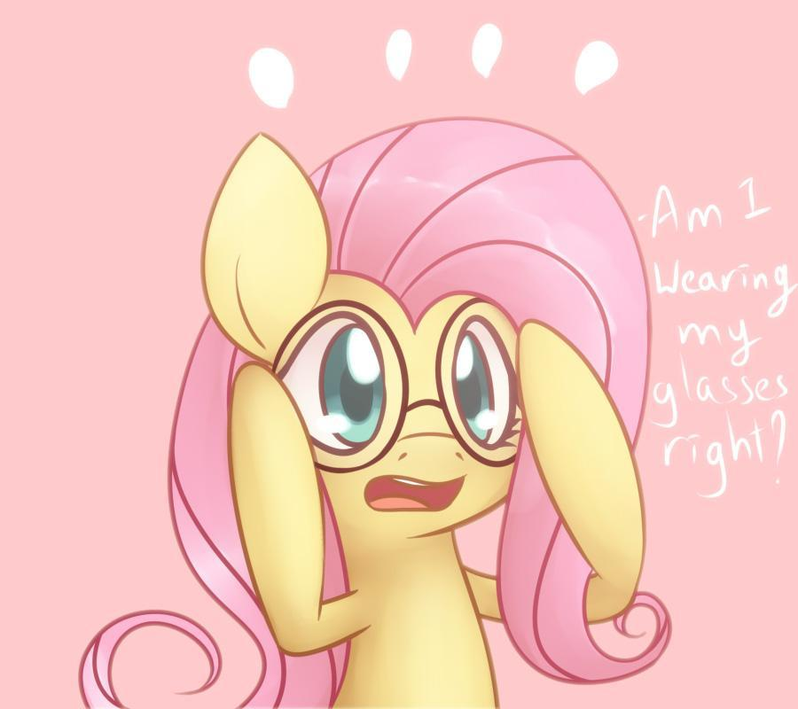 fluttershy is best pony?