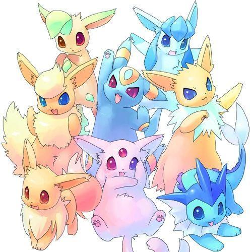 What Eveelution Is Cuter ?