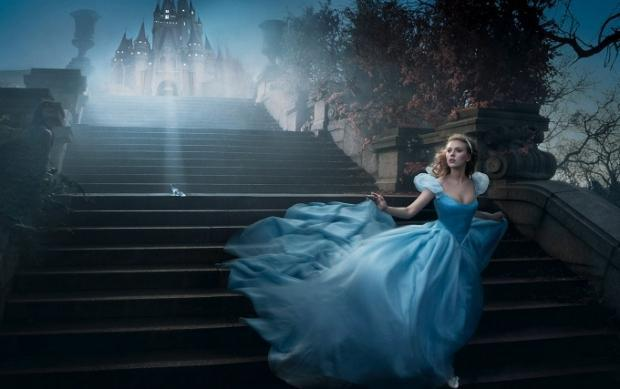 Did you enjoy the movie Cinderella (2015)?