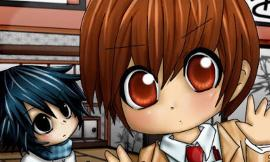 Do you like death note? (1)
