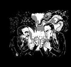 Who's stories do you like more: Edgar Allen Poe or Howard Phillips Lovecraft?