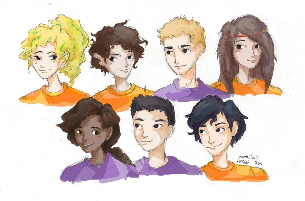 Who is your favourite Heroes of Olympus girl?