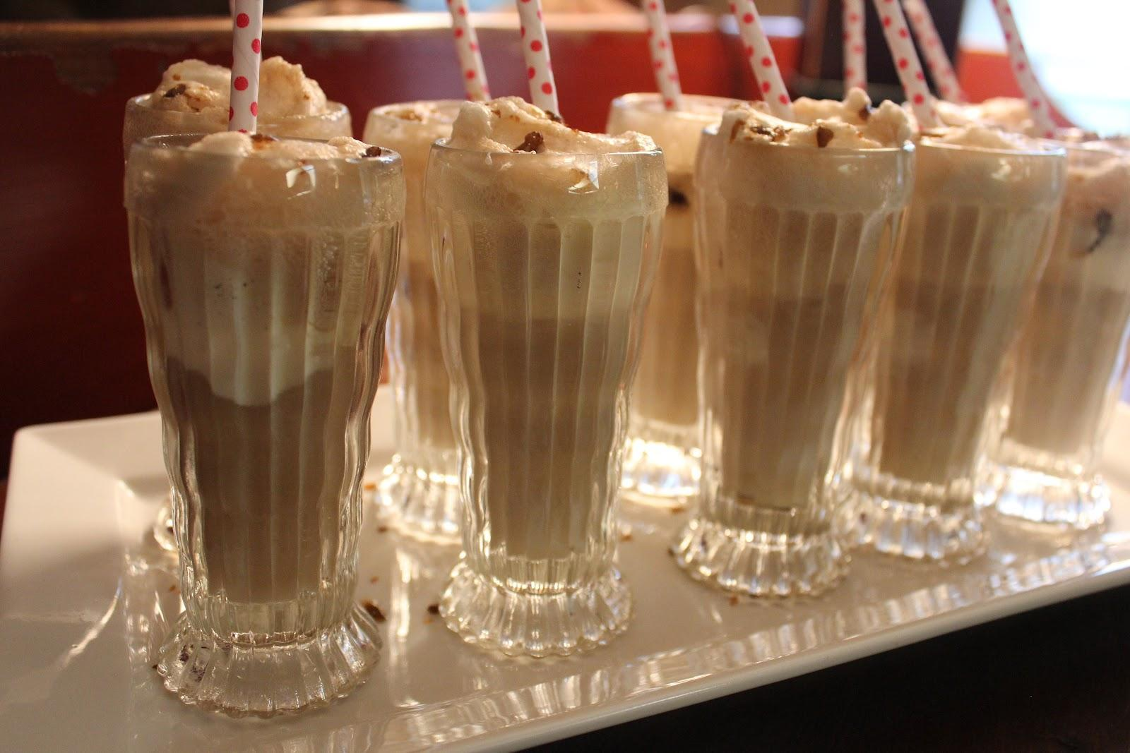 Root Beer Floats/ Ice Cream Lover or Root Beer Lover.