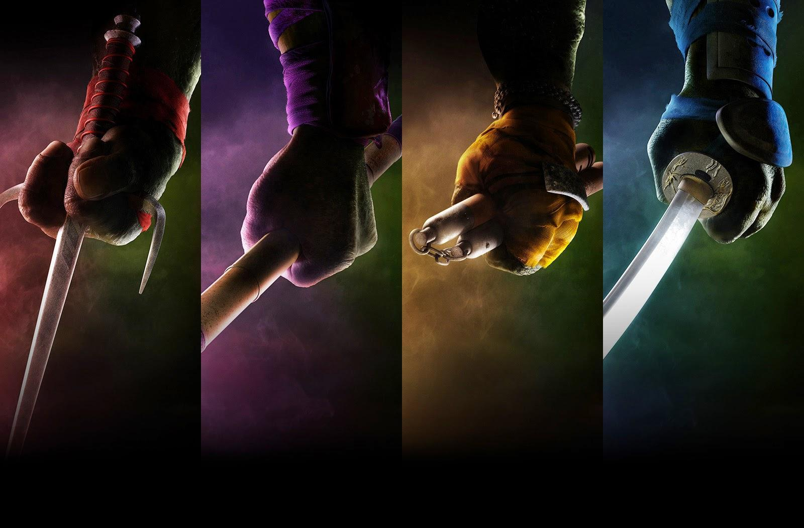 Which Teenage Mutant Ninja Turtle Is Your Favorite?