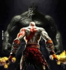 Hulk vs Kratos, who would win!?