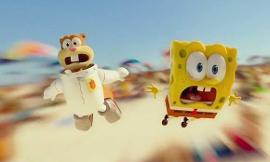 Who has already seen the new spongebob movie (sponge out of water?)