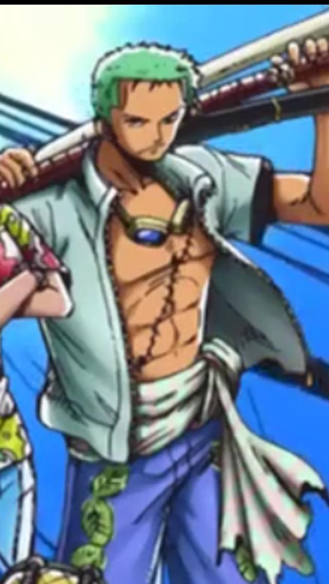Who do you ship more with Zoro