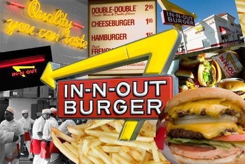 Who here likes in & Out?